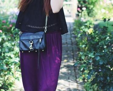 OOTD: Lilac Maxi Skirt!