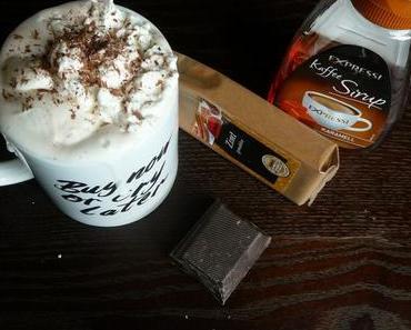 Thirstday: Caramel-Chocolate mit Zimt-Sahne