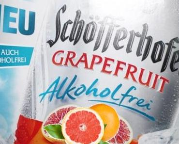 Schöfferhofer Weizen-Mix Grapefruit Alkoholfrei ~ Ein perfekter Mix