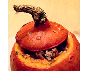 Hallo Herbst! - Endlich ist wieder Kürbis-Zeit