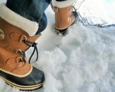 Der Winter naht: Zeigt her eure Füsse, zeigt her eure Schuh!