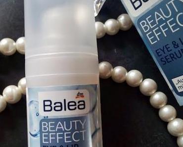*Tested* Balea Beauty Effect Eye & Lip Serum / Review