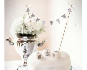 Persönliche Kuchenverzierungen