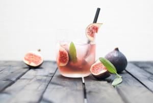 Feige trifft auf Salbei – Holy Fig Cocktail!