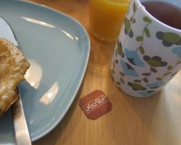 Yogi Tee Botschaft am Morgen | Vom Optimierungswahn und der Suche nach dem Guten