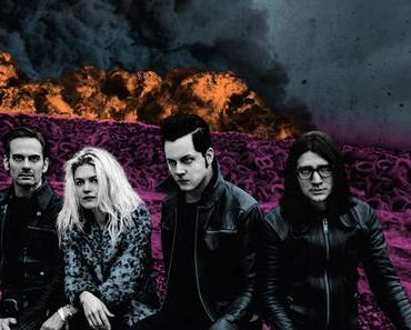 The Dead Weather: Kurz vor knapp