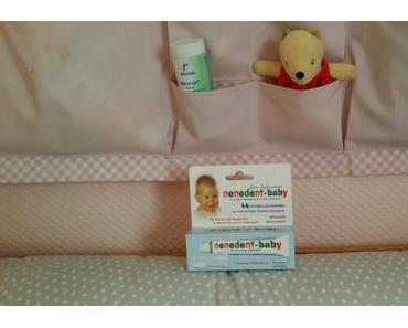 Babys erstes Zähnchen – Zeit für die Zahnpflege {Werbung}