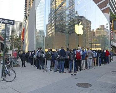 Heute beginnt das iPhone 6s rollout!