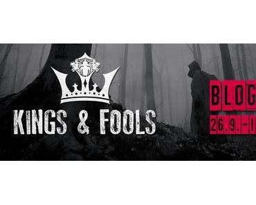 [Blogtour] Kings & Fools »Die Angst«