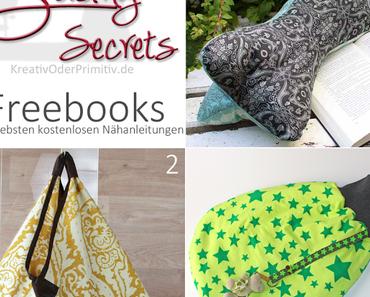 Sewing Secrets: Freebooks