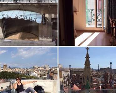 Barcelona in 4 Tagen – oder – Hola Barcelona: Tag 1
