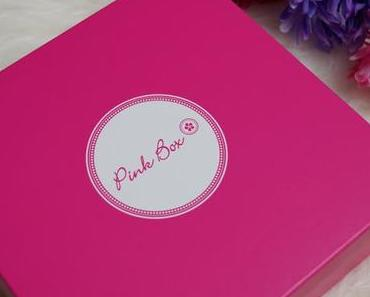 [UNBOXING] Pinkbox im September