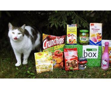 Jaimee testet die Brandnooz Box August 2015