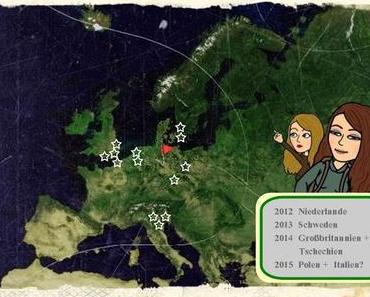 Jaimee erkundet Europa: Schweden