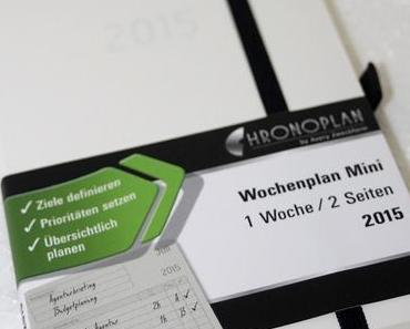 Chronoplan Wochenplan Mini by Avery Zweckform