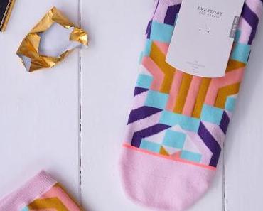 Hübsch, wa? Socken von Stance für warme Herbstfüße