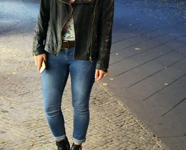 Outfit: Nachts in Berlin
