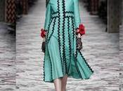 Gucci Fashion Week Mailand Frühjahr-Sommer 2016