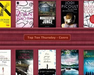 Top Ten Thursday #228