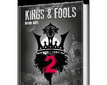[Rezension] Kings & Fools - Verstörende Träume (Band 2) von Natalie Matt und Silas Matthes