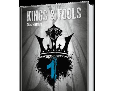 [Rezension] Kings & Fools - Verdammtes Königreich (Band 1) von Silas Matthes und Natalie Matt