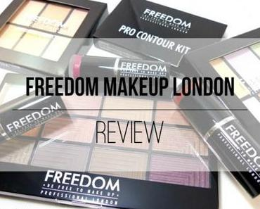 Freedom Makeup London – Review