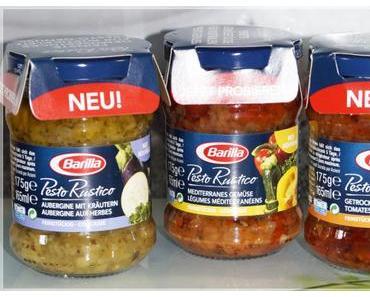 Barilla Pesto Rustico ~ so gut wie selbst gemacht