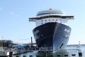 Mein Schiff 4 ist Schiff des Jahres 2016 – Berlitz Cruising & Cruise Ships Guide zeichnet TUI Cruises aus