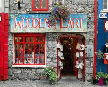 Galway, buntes Irland am Atlantik