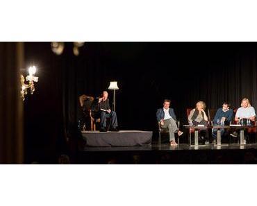 Literaturfest Niedersachsen 2015: Abschlussabend in Bad Nenndorf