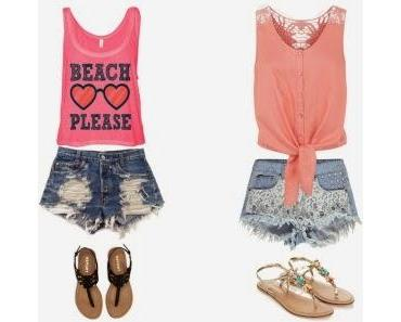 Sommeroutfits!