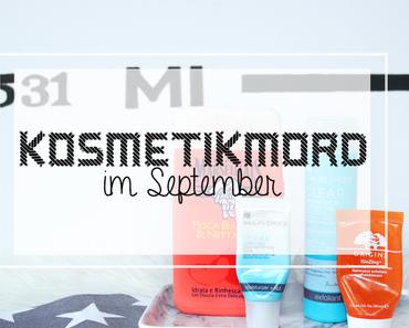 Kosmetikmord im September 2015