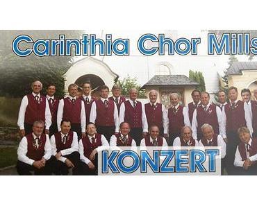 Termintipp: Carinthia Chor Millstatt gastiert in Mariazell