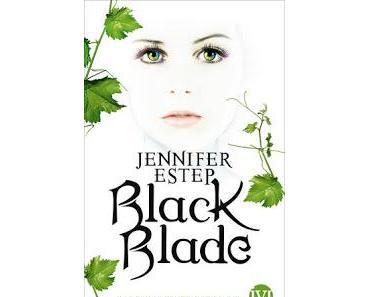 KW41/2015 - Mein Buchtipp der Woche - Black Blade - Das eisige Feuer der Magie von Jennifer Estep