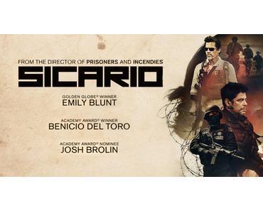 Review: SICARIO – Kampf gegen das Kartell!