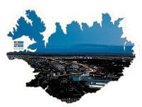 Islandpullover von Hand signiert