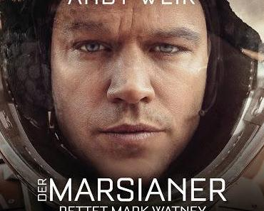 [Rezension-Hörbuch] Der Marsianer - Rettet Mark Watney von Andy Weir, gesprochen von Richard Barenberg