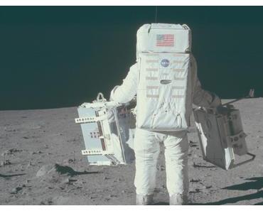 Stop-Motion-Animation: Apollo Mission
