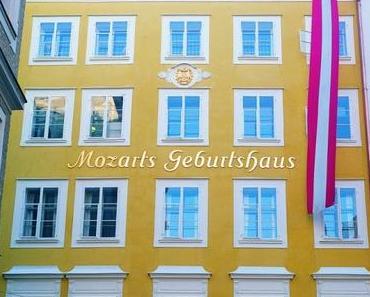 Kultur und Wellness in der Mozartstadt Salzburg