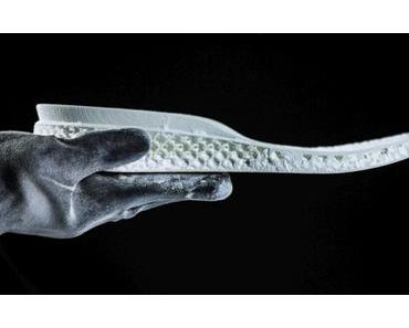 Futurecraft 3D: adidas fertigt Sohle aus 3D-Drucker