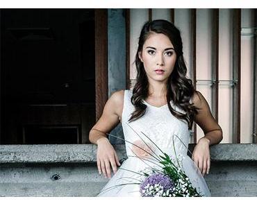 Urband bridal style shoot – Die Braut in der Stadt