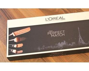 L´oréal - Perfect Match Make-up Testerbox