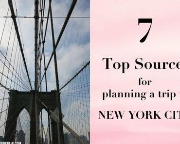 [explores...] 7 Top Sources for Planning a Trip to NYC