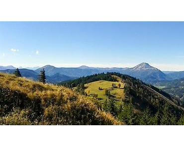 Bild der Woche: Tirolerkogel Blick zum Ötscher