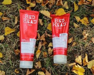 Review Tigi Bed Head Resurrection Shampoo und Conditioner