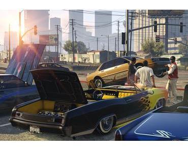 GTA Online: Lowriders-Erweiterung kommt nächste Woche