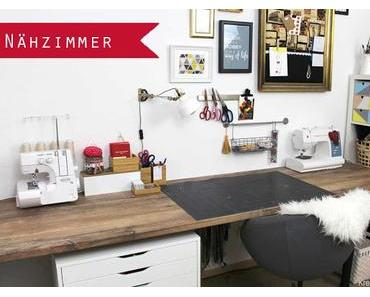 Sewing Secrets: Nähzimmer