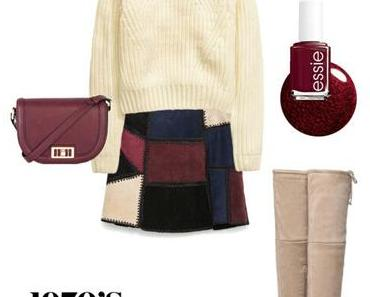 Trend: Suede Skirts