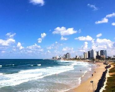 Meine Tel Aviv Erfahrung mit einem kleinen Budget