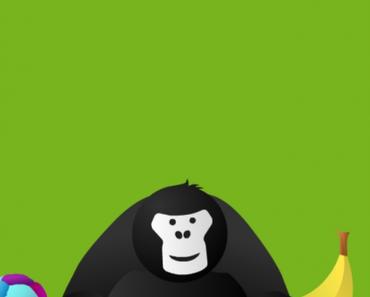 Gorilla-App: Mehr Power dank Sport und gesunder Ernährung